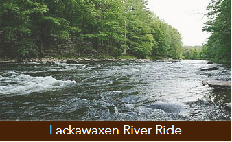 Lackawaxen River Ride