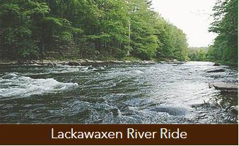 Lackawaxen River Ride