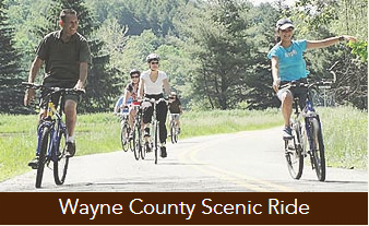 Wayne County Scenic Rides