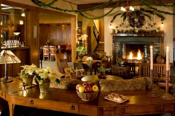 Holidays at The Settlers Inn