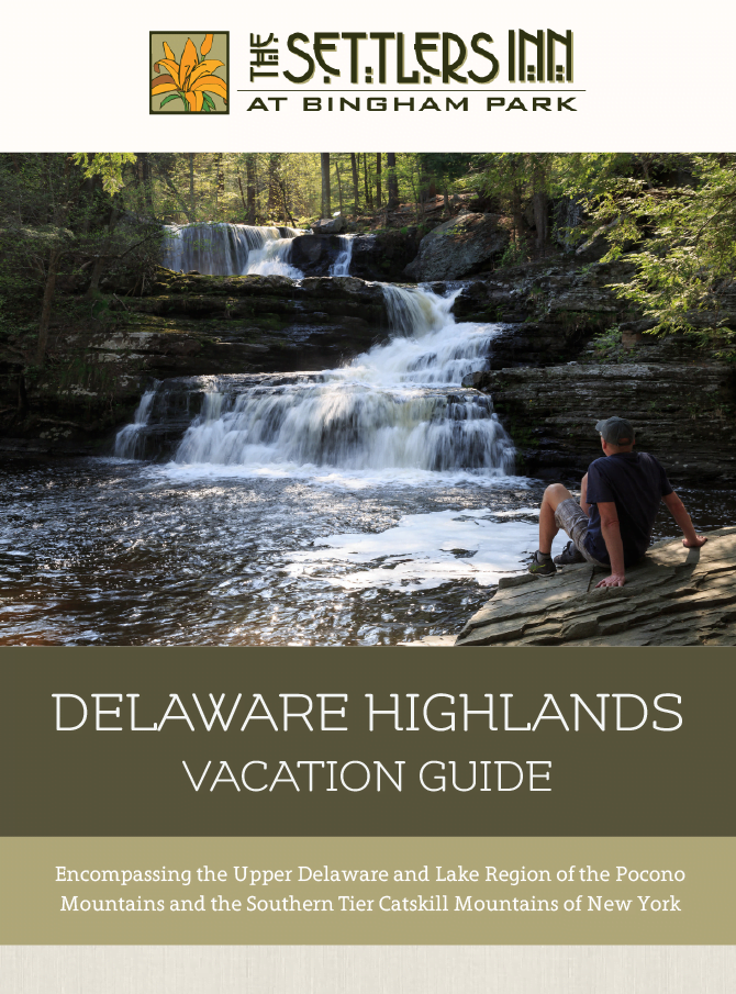 Request Your Delaware Highlands Vacation Guide