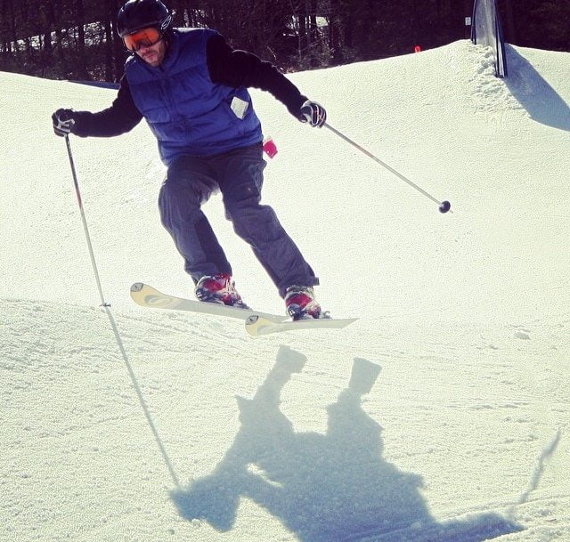 Pocono Mountains skiing