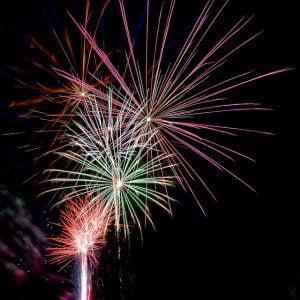 Lake Wallenpaupack fireworks