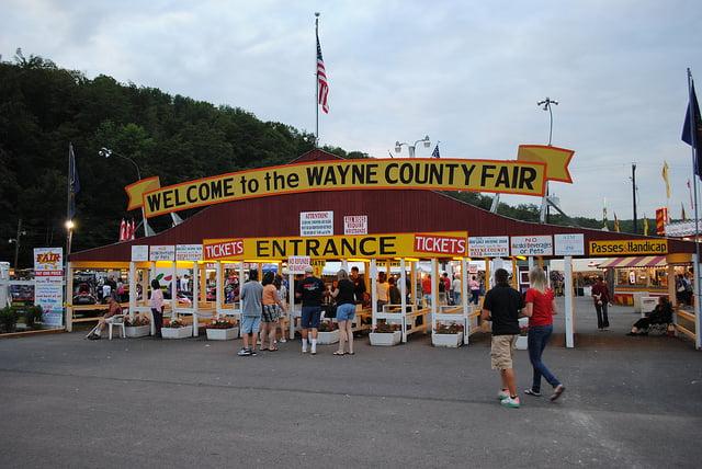 Wayne County Fair PA