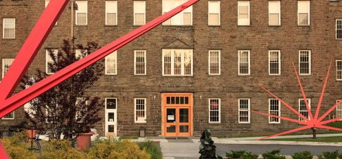 Take time to explore downtown, Hawley, PA, including the Hawley Silk Mill