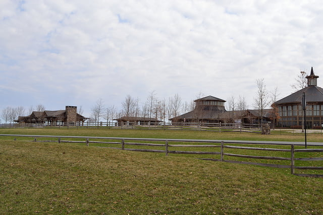 Bethel Woods Center for the performing arts