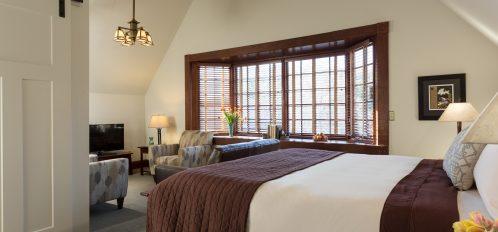 Room 306 Bed