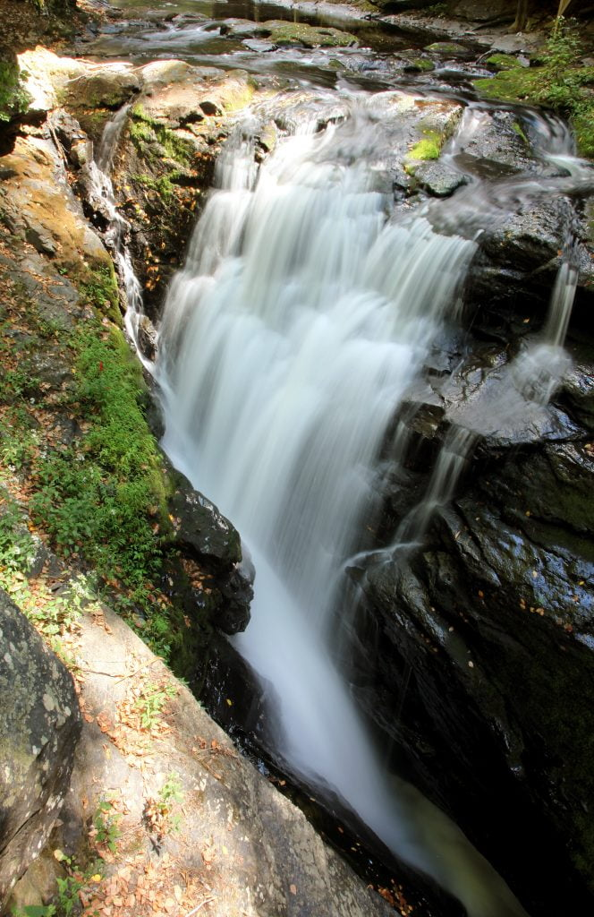 You'll Find Some Of The Most Beautiful Poconos Waterfalls