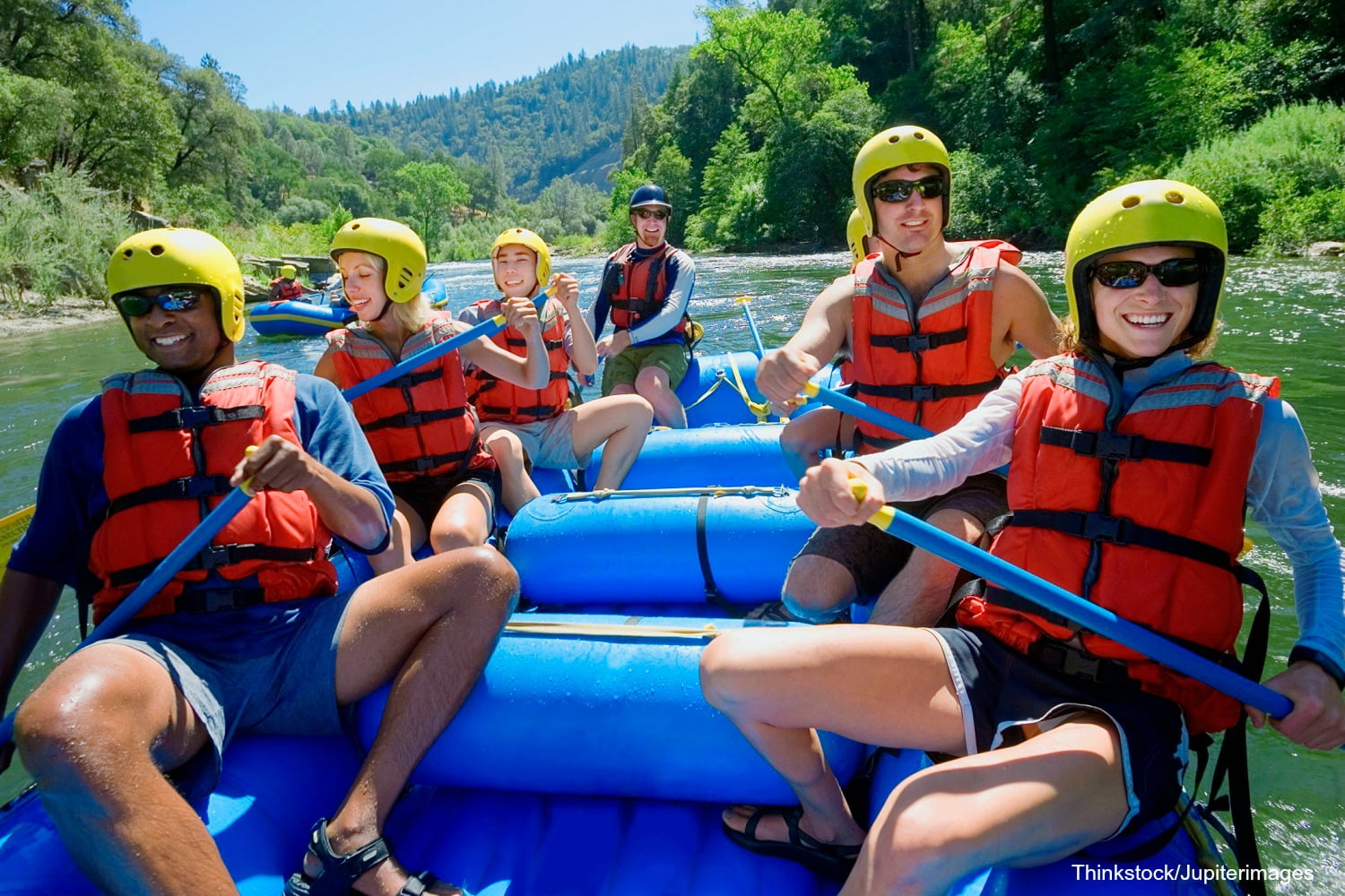 Have The Best Day At Kittatinny White Water Rafting