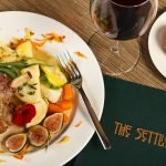 Dining at The Settlers Inn